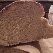 Sezione pane rustico